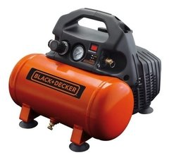 Compresor Sin Aceite 6l 1/2 Hp Black & Decker Ct6