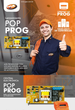 Central Pop Prog. PPA - comprar online