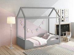 Mini Cama Montessoriana Zoe na internet