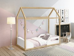 Mini Cama Montessoriana Zoe