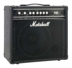 Combo Amplificador De Bajo Marshall Mb30 30 Watts Hot Sale