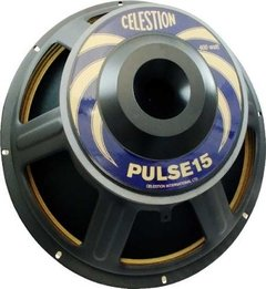Parlante Celestion Para Bajo Pulse 15 400 Watts Hot Sale