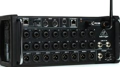 Consola Digital Behringer Xr18 Air Ipad Android Multitrack en internet