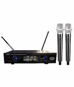 Micrófono Inalámbrico Uhf Nady Nd-202 Novik Hot Sale