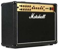Amplificador De Guitarra Marshall Combo Jvm 215 C Hot Sale