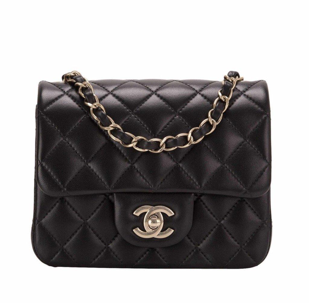 b7cd87581 Chanel Mini Flap - Comprar em Borro Store