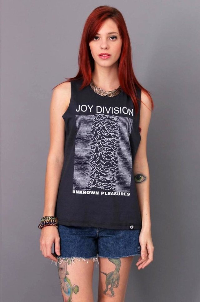 JOY DIVISION REGATA BOYFRIEND atacado