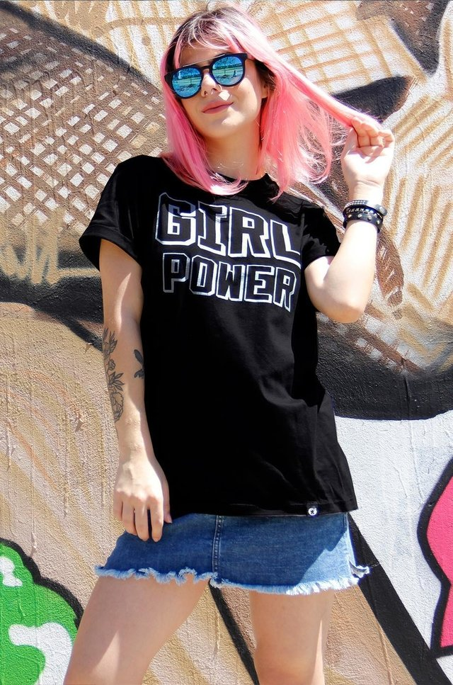 GIRL POWER T-SHIRT na internet