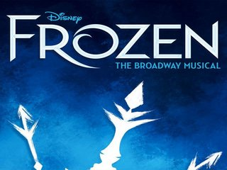 Musical Frozen - Broadway