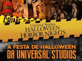 Halloween Horror Nights 2019 - comprar online
