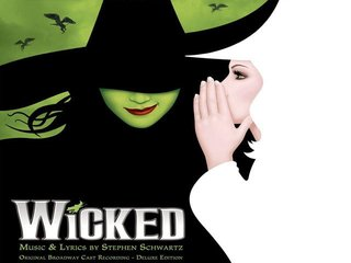 Musical Wicked - Broadway