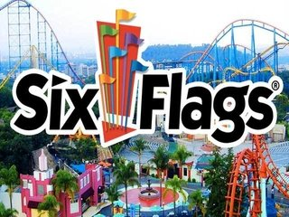 INGRESSOS SIX FLAGS MAGIC MOUNTAIN CALIFORNIA