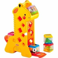 Girafa Blocos Surpresa Fisher Price na internet