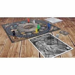 Jogo Scotland Yard - Maquina Do Tempo - Grow - bazar rené