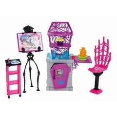 Monster High - Conjunto Aula De Artes - Mattel