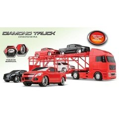 Diamond Truck - Cegonheira Pick-Up C/ Friccao - Roma Jensen