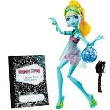 Monster High: Lagoona Blues - Mattel