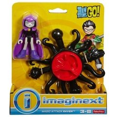 Imaginext - Dc Comics - Teen Titans Go - Ravena Fisher-Price