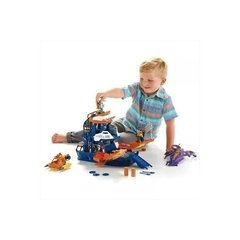 Imaginext Navio Comando Do Mar - Fisher Price - comprar online