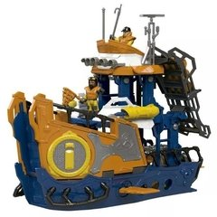 Imaginext Navio Comando Do Mar - Fisher Price na internet