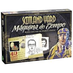 Jogo Scotland Yard - Maquina Do Tempo - Grow - comprar online
