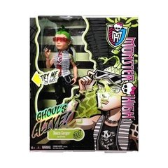 Monster High: Monstrinhas Vivas - Deuce Gorgon na internet
