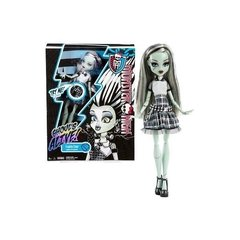 Monster High: Monstrinhas Vivas - Frankie Stein