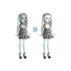 Monster High: Monstrinhas Vivas - Frankie Stein - bazar rené