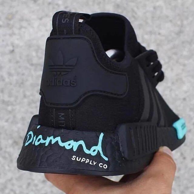 5ecac770c48ed Adidas NMD Diamond + Relógio Casio de Brinde