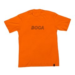 Camisa Boca Outline Bordado