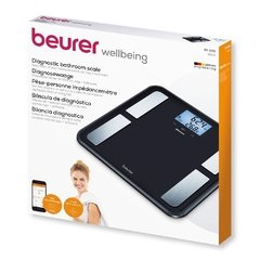 Balanza Digital Diagnostica Personal Beurer BF 850 Bluethooth - tienda online