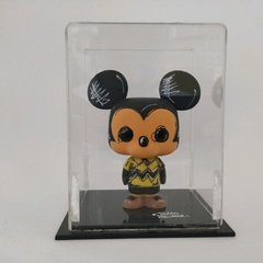 Toyart Funko Custom Mickey Charlie Brown