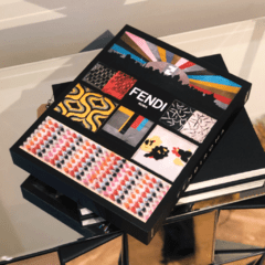 Coffee table book Fendi - comprar online