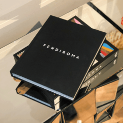 Coffee table book Fendi
