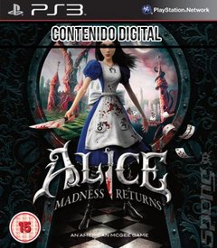 ALICE MADNESS RETURNS -DIGITAL-
