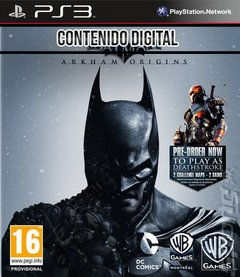 BATMAN ARKHAM ORIGINS -DIGITAL-