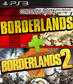 BORDERLANDS 1 y BORDERLANDS 2 -DIGITAL-