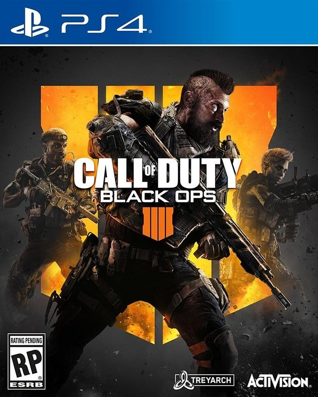 CALL OF DUTY BLACK OPS 4 - comprar online