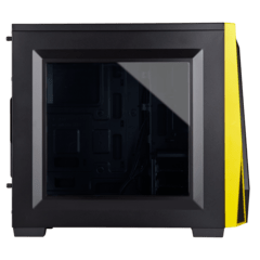Imagen de CORSAIR CARBIDE SPEC-04 BLACK YELLOW MID-TOWER