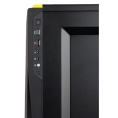 CORSAIR CARBIDE SPEC-04 BLACK YELLOW MID-TOWER - 7G