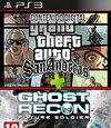 COMBO GTA SAN ANDREAS - TOM CLANCYS GHOST RECON -DIGITAL-
