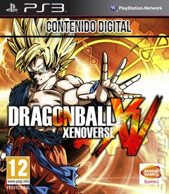DRAGON BALL XENOVERSE -DIGITAL-