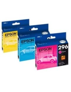 CARTUCHO ORIGINAL EPSON 296 COLOR 5ML