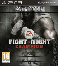 FIGHT NIGHT CHAMPION -DIGITAL-
