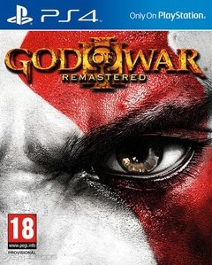 GOD OF WAR 3 REMASTERIZADO