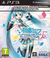 HATSUNE MIKU PROJECT DIVA F 2ND -DIGITAL-