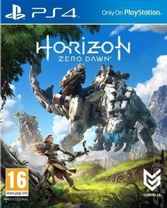 HORIZON ZERO DAWN -USADO-
