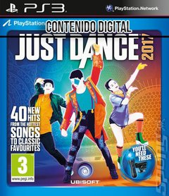 JUST DANCE 2017 -DIGITAL-
