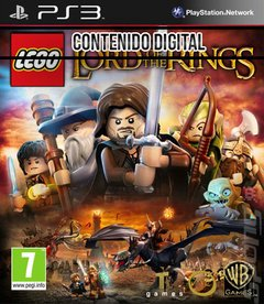 LEGO LORD OF THE RINGS -DIGITAL-