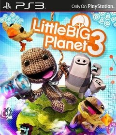 LITTLEBIG PLANET 3 -USADO-